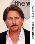 "Small photo of Emilio Estevez at the AARP Movies For Grownups Premiere of ""The Way,"" Nokia Theater, Los Angeles, CA 09-23-11"