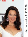 Small photo of Fran Drescher at AFI's 39th Annual Achievement Award Honoring Morgan Freeman, Sony Pictures Studios, Culver City, CA. 06-09-11