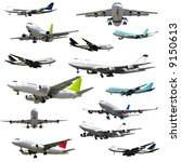 Collection With Many Planes...