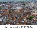 The Rooftops Of The City Of...
