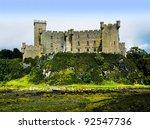 Dunvegan Castle  On The Isle O...