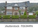 luxury property in belfast with ...   Shutterstock . vector #92634496