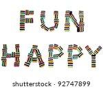 fun   happy words