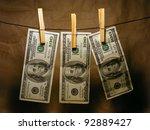One Hundred Dollar Bills...