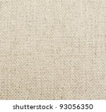 Texture sack sacking country background. - stock photo