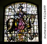 Window Of The Alcazar Of...