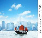 View Of Hong Kong's Vicotria...