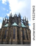 prague capital of czech... | Shutterstock . vector #93229843