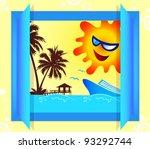 holiday   Shutterstock .eps vector #93292744