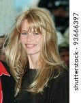 09may97   Claudia Schiffer At...