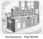 Vintage Chemistry Lab From The...