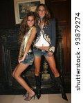new york   september 09  models ... | Shutterstock . vector #93879274