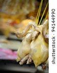 Fresh Steamed Chicken In...