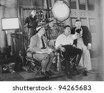 stop shooting | Shutterstock . vector #94265683