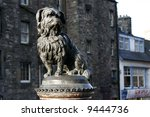 Greyfriars Bobby Statue Of A...