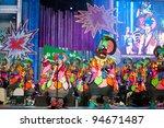 las palmas   spain february 7 ... | Shutterstock . vector #94671487