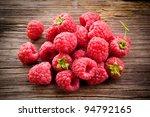 Fresh Organic Fruit   Raspberr...