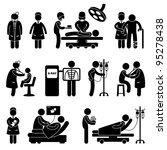 hospital clinic medical...   Shutterstock . vector #95278438