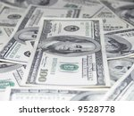Dollars - stock photo