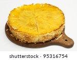 banana cake | Shutterstock . vector #95316754