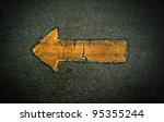 Arrow Sign Symbol Background...