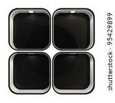 shop window copyspace showcase... | Shutterstock . vector #95429899