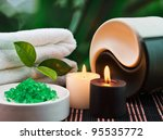 tools and accessories for spa...   Shutterstock . vector #95535772