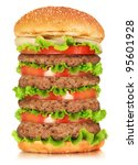 Big Tasty Hamburger