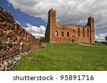 Ruined Castle Of The Teutonic...