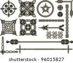 Celtic Traditional Elements Fo...