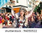 sesimbra  portugal   february... | Shutterstock . vector #96050522