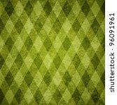 Green striped texture background. - stock photo