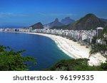 rio de janeiro  brazil | Shutterstock . vector #96199535
