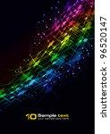 raster version. abstract  eps10 ... | Shutterstock . vector #96520147