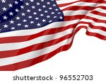 vector flags of america | Shutterstock . vector #96552703