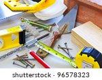 still life photo of building... | Shutterstock . vector #96578323