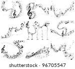 musical designs sets with...