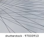 criss cross abstract background | Shutterstock . vector #97033913
