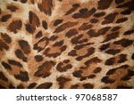 Leopard Or Jaguar Pattern...