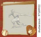 Rustic  Vintage Baseball Party...