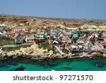 Small photo of Popeye's Village, Malta