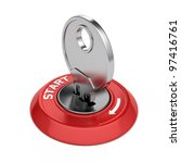 ignition key   Shutterstock . vector #97416761