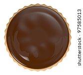 3d render of biscuit food | Shutterstock . vector #97585013
