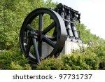 Historical Steam Engine
