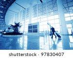 passenger in the shanghai... | Shutterstock . vector #97830407