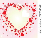 heart   Shutterstock .eps vector #97954067