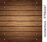 wooden texture background.... | Shutterstock .eps vector #97982267