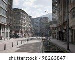 street view in bogota  colombia | Shutterstock . vector #98263847