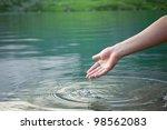 water | Shutterstock . vector #98562083