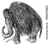mammoth | Shutterstock . vector #98605883